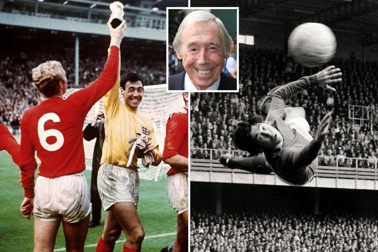 Gordon Banks dead – 1966 World Cup winning England goalie passes away aged 81