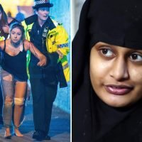 Manchester bomb attack survivors 'pray' ISIS bride Shamima Begum is banned from UK saying 'she's indoctrinated into evil'