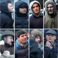 Cops release pics of 12 men connected to bloody brawls between Millwall and Everton fans
