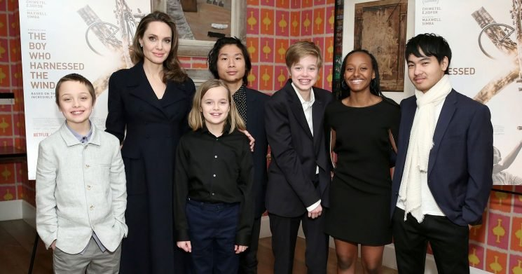 OMG! Angelina Jolie's Kids Look All Grown Up at NYC Movie Premiere: Pics