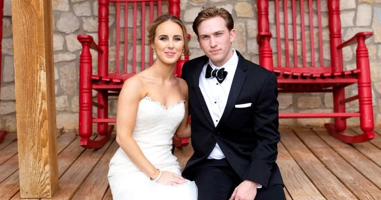 Married at First Sight's Danielle Bergman and Bobby Dodd Welcome Baby No. 1: Pics