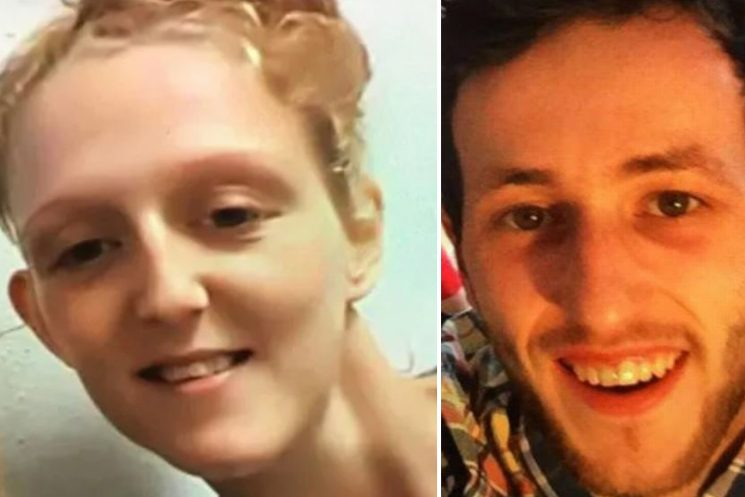 Urgent search for missing couple after their crashed car was found empty