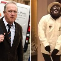 Man 'blacked up and sang Black And White Minstrel Show songs to co-worker'