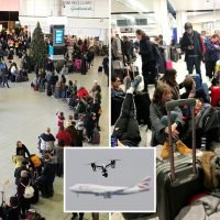 Gatwick Grinch drone operator was 'aiport worker' as cops probe INSIDE JOB