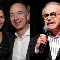 Jeff Bezos pics – National Enquirer DEFENDS emails 'threatening to publish Amazon billionaire's nude selfies'… but vows to investigate