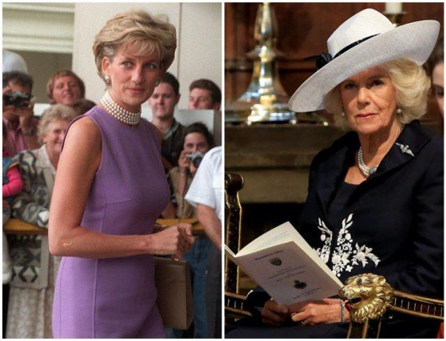 Were Princess Diana and Camilla Parker Bowles Friends Before They Became Rivals?
