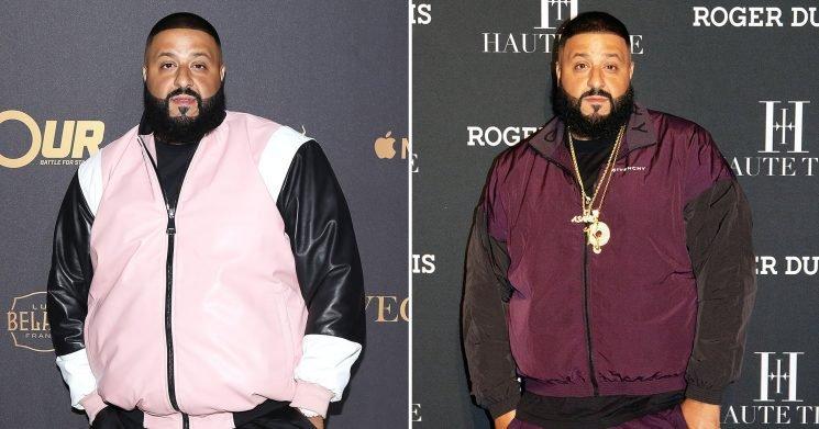 DJ Khaled Celebrates 43-Lb Weight Loss: Watch