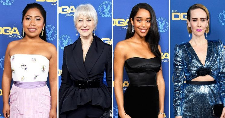 See the Best Dressed Celebs on the Directors Guild Awards Red Carpet