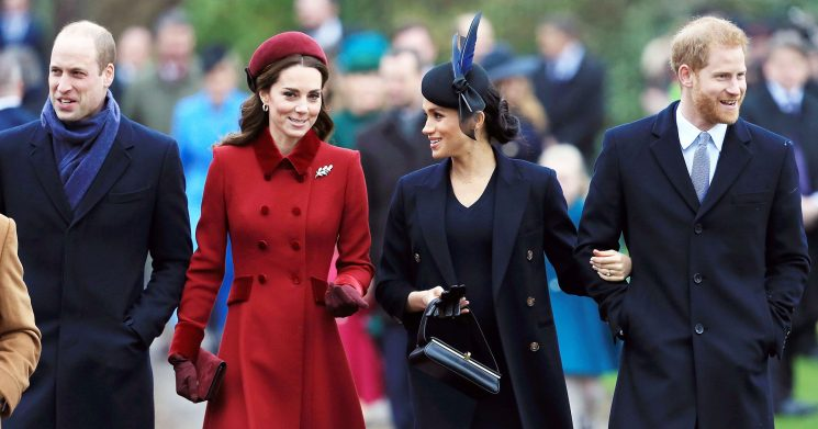Will Kate and William Be Godparents to Meghan and Harry's Baby?