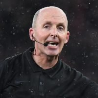 Manchester United and Leicester stars fear seeing Mike Dean's 100th red card