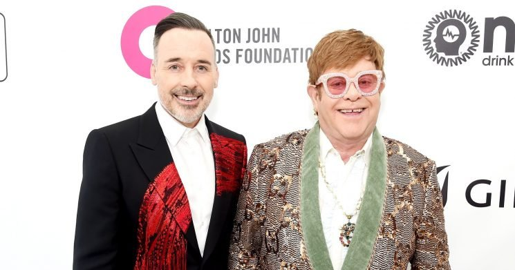 How Elton John Keeps His Sons Grounded: I 'Leave Elton on the Stage'