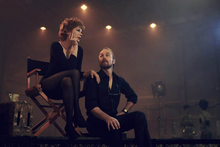 Fosse/Verdon: Michelle Williams and Sam Rockwell on why creating new FX series was 'next level of difficulty'