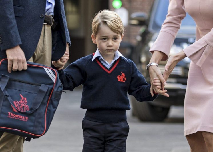 This Is What Prince George Actually Wants to Be When He Grows Up