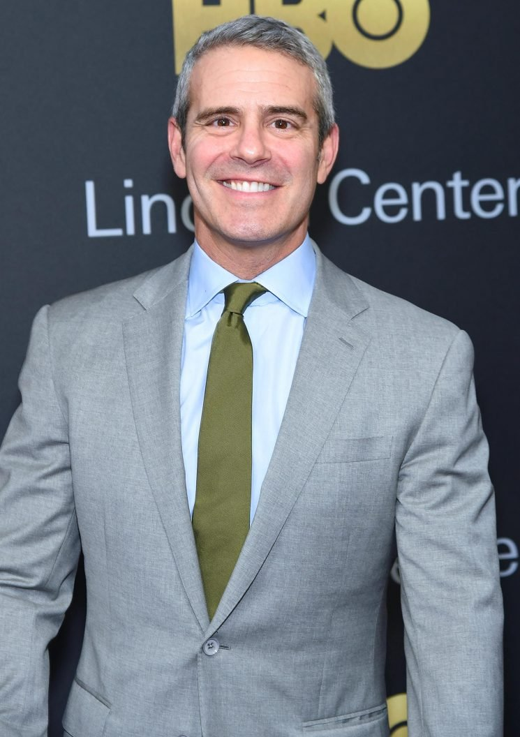 Andy Cohen Is a Dad! WWHL Host Welcomes Son Benjamin Allen — See the Baby's Adorable First Photo!
