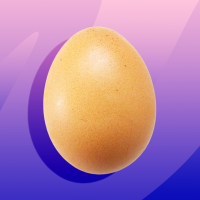 Follow That Mysterious Egg on Instagram? We Finally Know What It's About