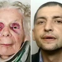 Heroin addict who killed Holocaust survivor, 100, in brutal street robbery is jailed for 15 years