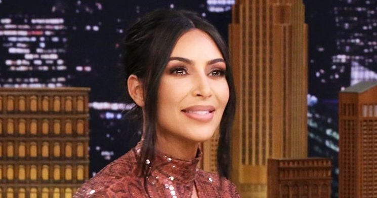 Why Kim Kardashian Is 'Stressing' About Baby No. 4's Arrival