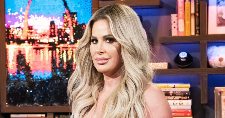 Kim Zolciak Doesn't Want Her Daughters Having Plastic Surgery 'at This Time'