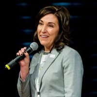 Kroger Health President Colleen Lindholz Shares Some Food for Thought