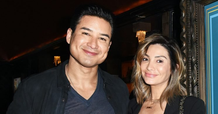 Mario Lopez's Wife Courtney Leaves NSFW Comment on His Instagram