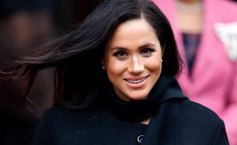 Meghan Markle's Secret New York City Baby Shower Breaks This Royal Family Rule