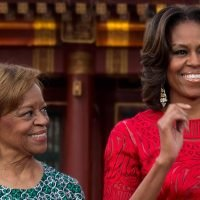 Michelle Obama's Mom Trolls Her Over Grammys Appearance: See the Texts!