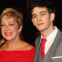 Denise Welch sobs at The 1975's Brit Awards win as she remembers son Matt Healy playing 'cheap drums and guitars in the garage'