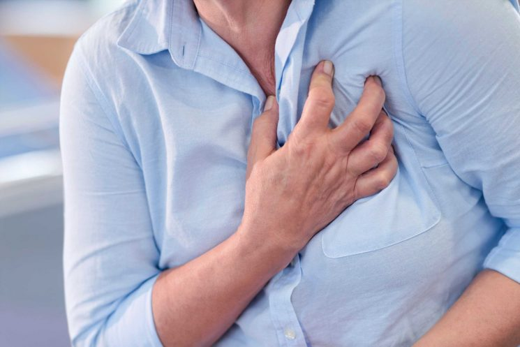 More women die of heart attacks because they have DIFFERENT symptoms to men