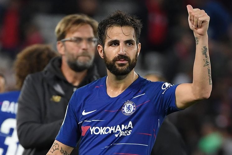 Fabregas stunned by Chelsea shambles.. but still backs them to win silverware THIS SEASON