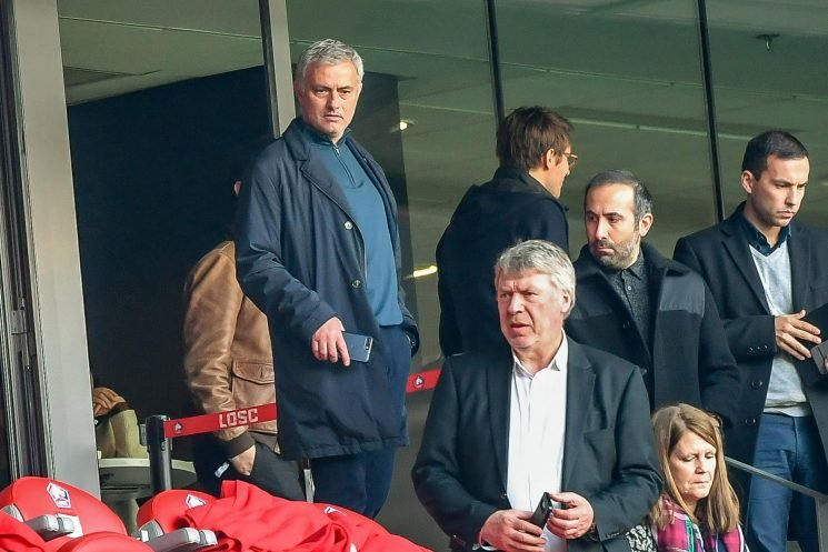 Mourinho scouting Mendes and Pepe at Montpellier vs Lille as ex-Man Utd boss looks for new job