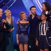 Who left Dancing on Ice tonight? Jane Danson and Ryan Sidebottom are the latest celebs to leave the competition