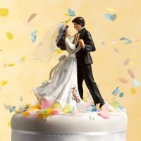 A happy marriage may depend more on your genes than sharing household chores, researchers say