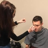 Liverpool star James Milner brutally trolls himself with #cantpolishaturd hashtag as he posts picture of make-up being done ahead of filming