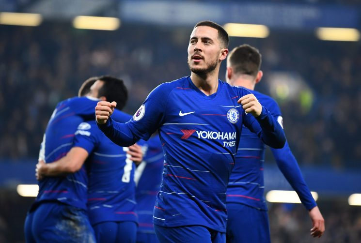 Chelsea 're-open talks with Hazard' to fend off Real Madrid who put him top of transfer wish list