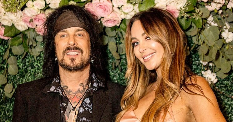 Confirmed! Nikki Sixx's Wife Courtney Is Expecting a Baby Girl