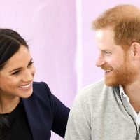 Dad Jokes! Prince Harry Asks Pregnant Duchess Meghan 'Is It Mine?'