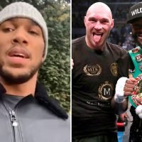 AJ revealed on Twitter what many knew or predicted for weeks – he will make his stateside debut against Jarrell Miller on June 1