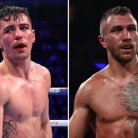 Ant Crolla set to fight Vasyl Lomachenko after Commey picks up injury