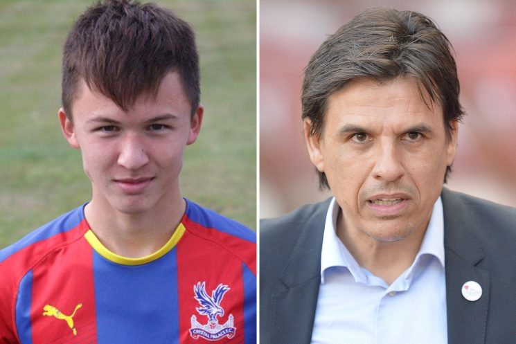 Crystal Palace teen starlet Will Donkin wanted by Chinese Super League duo