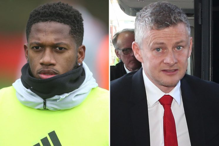 Man Utd flop Fred spoken to by Solskjaer in one-on-one meeting and told he will get chance to prove himself