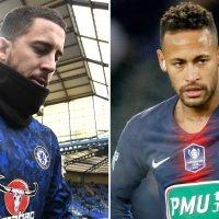 Thibaut Courtois tells Real Madrid to sign Chelsea's Eden Hazard over Neymar