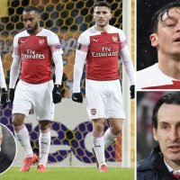 Arsenal's problems all come back to Mesut Ozil, he is the cause of their woes and Emery is now under siege