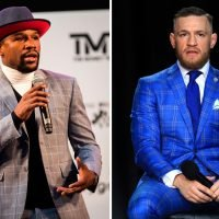 Conor McGregor is the 'caucasian Floyd Mayweather', says boxing legend