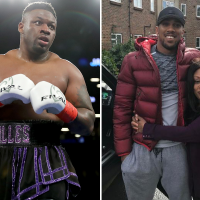 Jarrell Miller plans to beat Anthony Joshua and then take his mum on a date