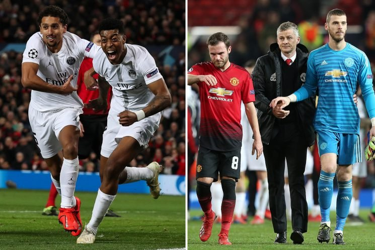 PSG stream 'pirate' broadcast on Facebook page of Man Utd win and could now be in hot water