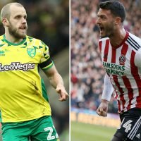 Norwich and Sheff Utd keep up promotion charges as they thump Bolton and Reading