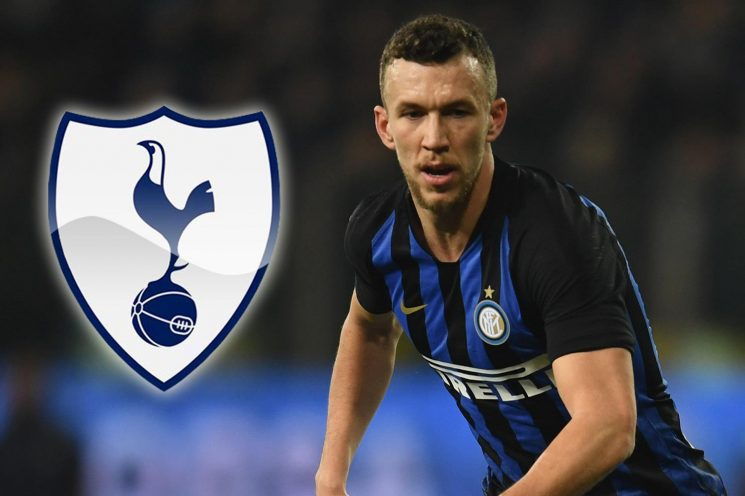 Ivan Perisic wanted to join Tottenham over Arsenal in January with Inter Milan winger set to get dream transfer this summer