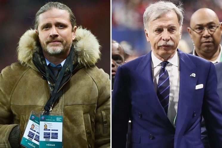 Petit furious with 'rich' Stan Kroenke for starving Arsenal fans of success