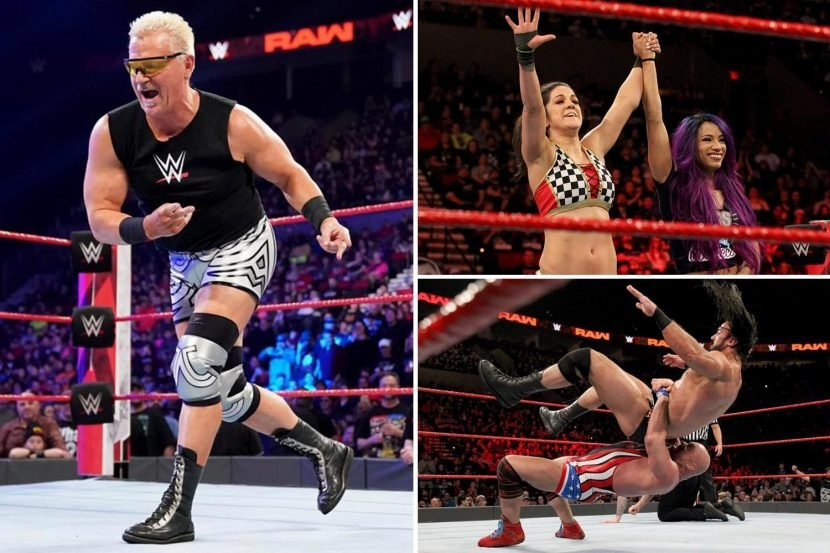 WWE Monday Night Raw review: Jeff Jarrett makes comeback after 20 years while Kurt Angle could retire at WrestleMania