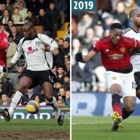 Man Utd fans and Neville compare Martial to Ronaldo as Frenchman scores wondergoal at Fulham